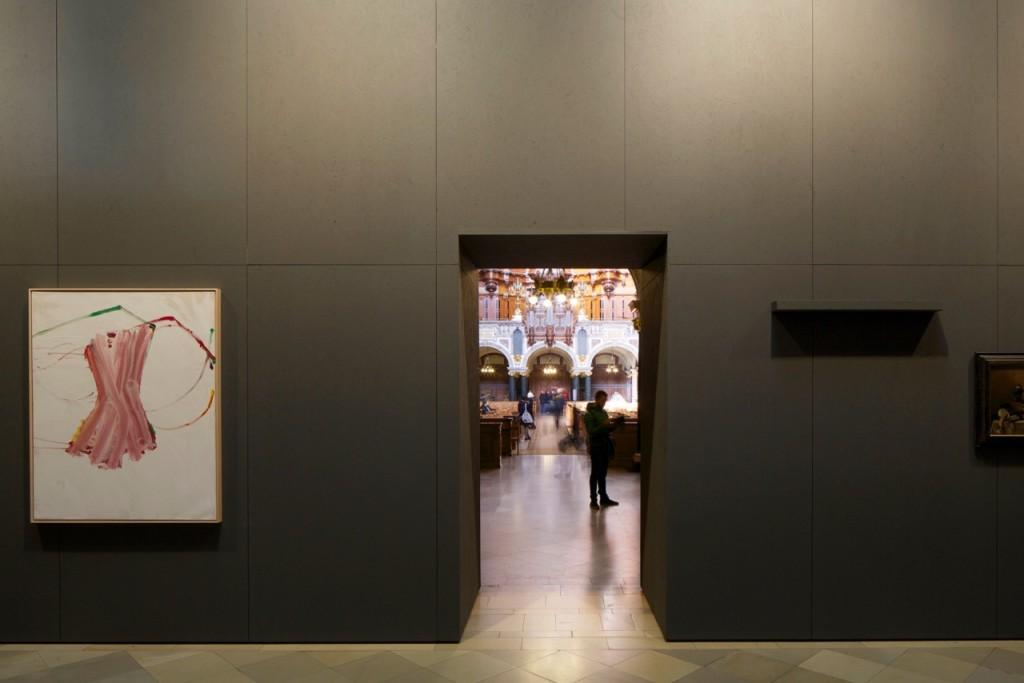 Ausstellungsansicht, Foto © Uwe Gaasch