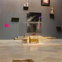 Letzte Hängung der Ausstellung